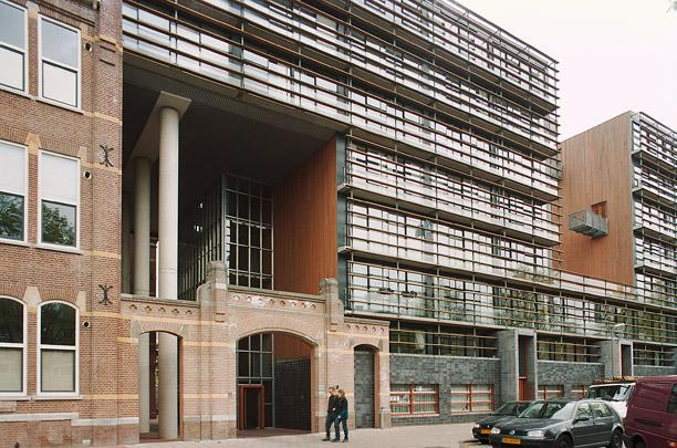 Woongebouw The Lightfactory / Housing Block The Lightfactory ( Köther en Salman )