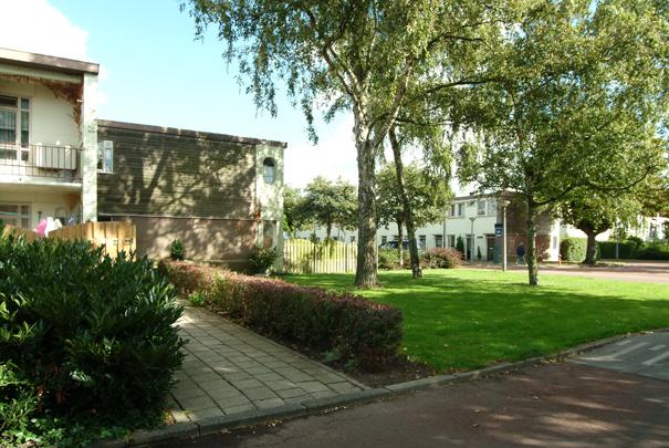 Woningbouw Frankendael / Housing, Urban Design Frankendael ( Merkelbach & Karsten/Merkelbach & Elling )
