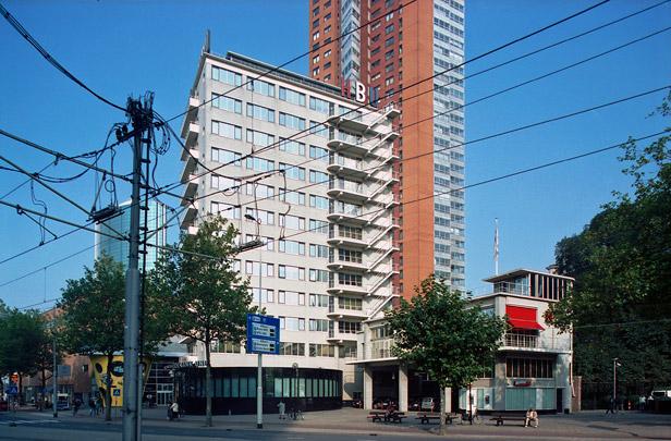 Kantoorgebouw HBU/Erasmushuis / Office Building HBU/Erasmushuis ( W.M. Dudok )