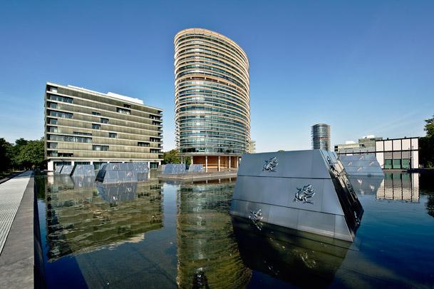 Kantorencomplex Belastingdienst Apeldoorn / Office Complex Belastingdienst Apeldoorn ( Neutelings Riedijk )