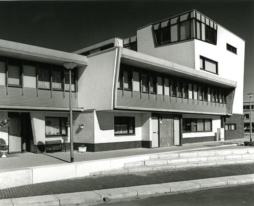 Woningbouw Nieuw-Sloten (Van Berkel & Bos) / Housing Nieuw-Sloten (Van Berkel & Bos) ( Van Berkel & Bos )