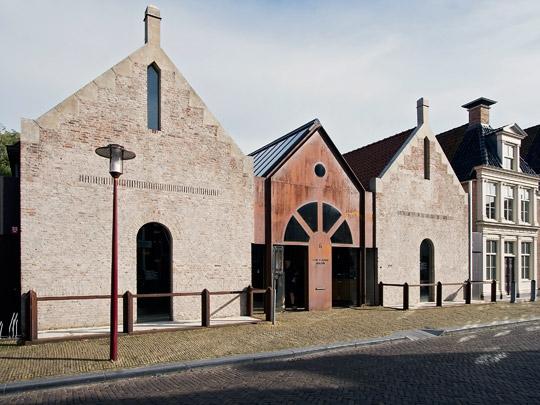 Jopie Huisman Museum / Jopie Huisman Museum ( J.H. Wouda, G.J. van der Schaaf )