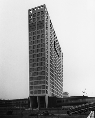 Hoofdkantoor VSB / Headquarters VSB ( Van Mourik Vermeulen )