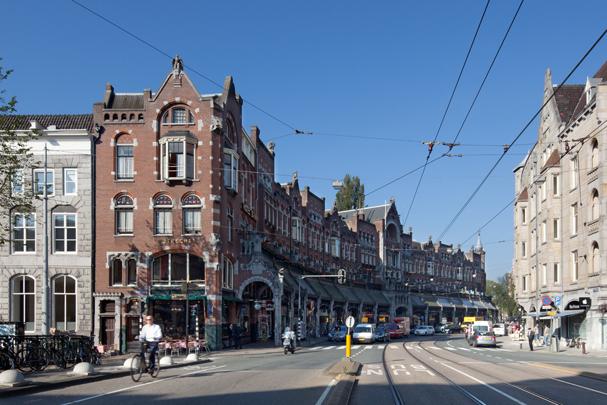 Winkelgalerij Raadhuisstraat  / Winkelgalerij Raadhuisstraat  ( A.L. van Gendt en Zonen )