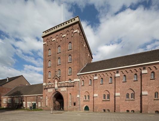 Trappistenklooster OLV van Koningshoeven / Trappistenklooster OLV van Koningshoeven ( A.G.M. de Beer )