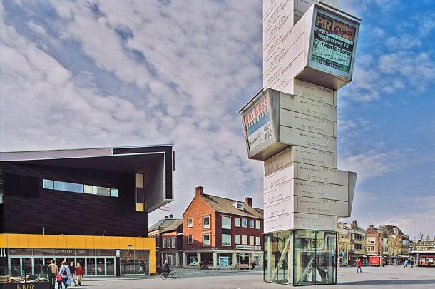Centrum De Brink / Centrum De Brink ( Bolles + Wilson )