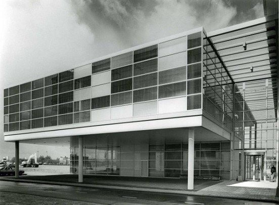 Maritiem Simulatorcentrum / Marine Simulator Centre ( Foster and Partners )