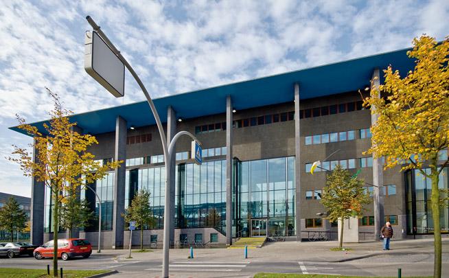 Gerechtsgebouw Lelystad / Courthouse Lelystad ( Dam & Partners )