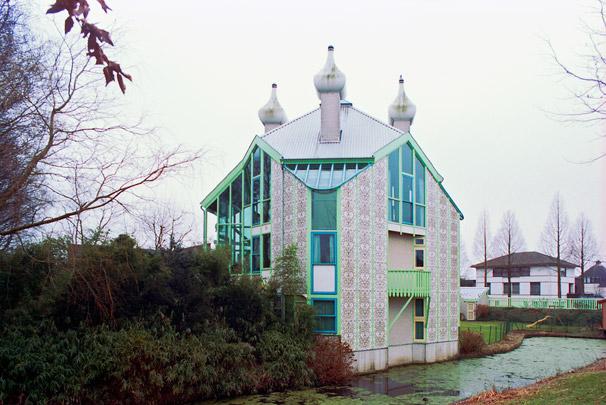 Woonhuis De Waal (Amersfoort) / Private House De Waal (Amersfoort) ( P. Blom )