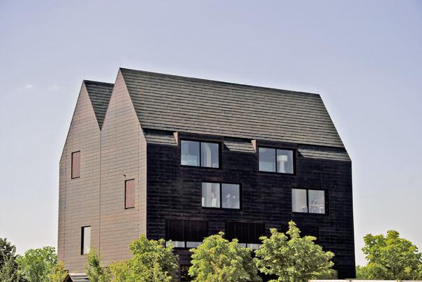Woonhuis De Wiers / Private House De Wiers ( J.D. de Visser )