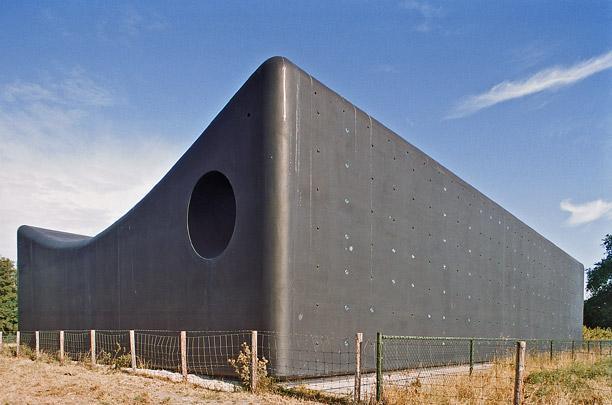 Warmte Overdracht Station (WOS) Leidsche Rijn / Heat Transfer Station Leidsche Rijn ( NL Architects )