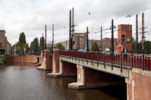 Berlagebrug / Berlage Bridge ( H.P. Berlage )
