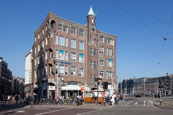 Kantoorgebouw De Nederlanden van 1845 (Amsterdam) / Office Building De Nederlanden van 1845 (Amsterdam) ( H.P. Berlage )