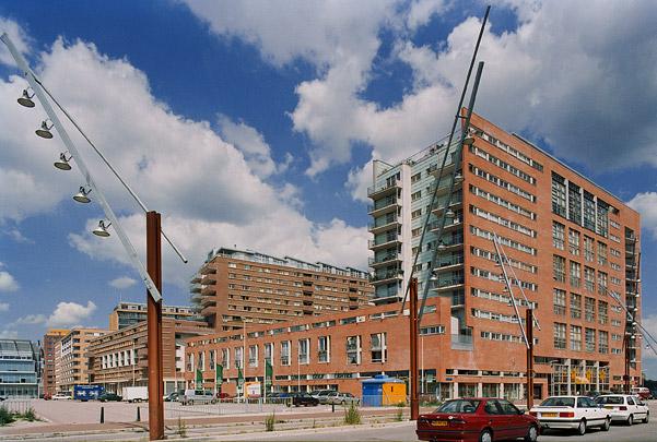 Woningbouw De Veranda / Housing De Veranda ( Soeters Van Eldonk Ponec, R.H.M. Uytenhaak )