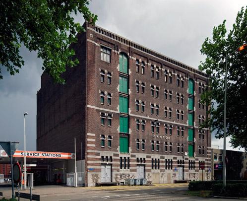 Pakhuis Santos / Warehouse Santos ( J.P. Stok Wzn., J.J. Kanters )