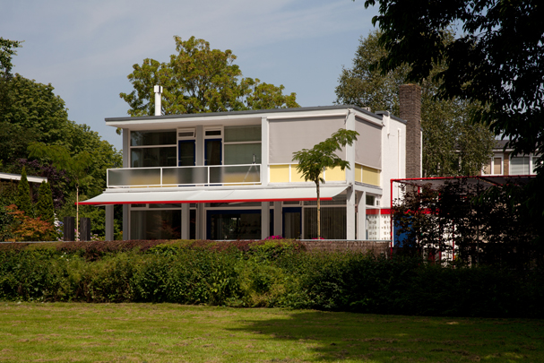 Woonhuis Theissing / Private House Theissing ( G.Th. Rietveld )