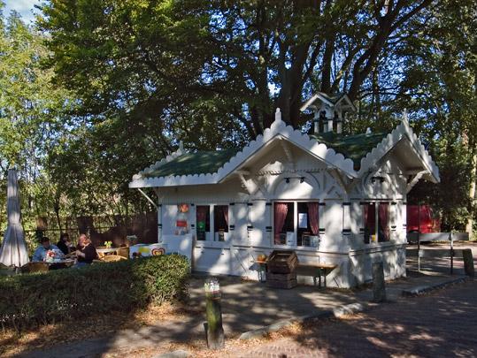 Koffiehuisje Wassenaar / Coffee House Wassenaar ( F.A. Koch )