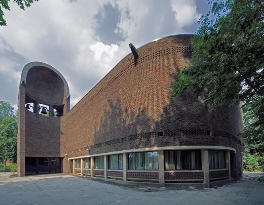 NH Immanuelkerk Rotterdam / Immanuel Church Rotterdam ( H.W.M. Hupkes )