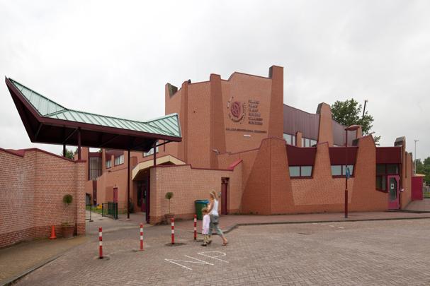 Internationale School Amstelveen / International School Amstelveen ( Alberts & Van Huut )