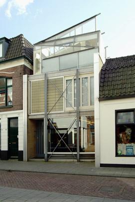 Eigen woonhuis Van Velsen / Own House Van Velsen ( K.J. van Velsen )