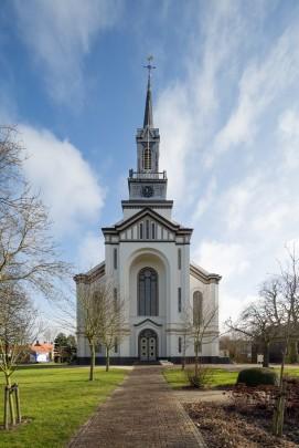 NH kerk Wolphaartsdijk / Church Wolphaartsdijk ( H. Hana, J. Smits )