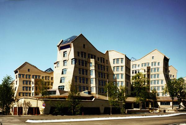 Hoofdkantoor NMB / Headquarters NMB ( Alberts & Van Huut )