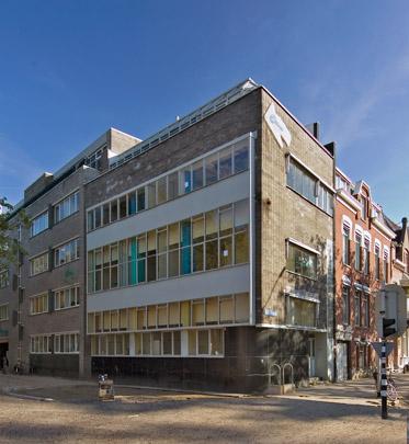 Kantoorgebouw R. Mees & Zoonen / Office Building R. Mees & Zonen ( Brinkman & Van der Vlugt )