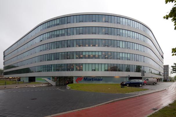 Kantoorgebouw TransPort Schiphol / Office Building TransPort Schiphol ( P. de Ruiter )