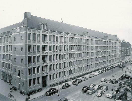 Stadstimmerhuis Rotterdam / Stadstimmerhuis Rotterdam ( J.R.A. Koops (Gemeentewerken Rotterdam) )