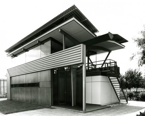 Woonhuis Psyche / Private House Psyche ( R.H. van Zuuk )