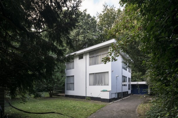 Woonhuis Hillebrandt / Private House Hillebrandt ( G.Th. Rietveld )