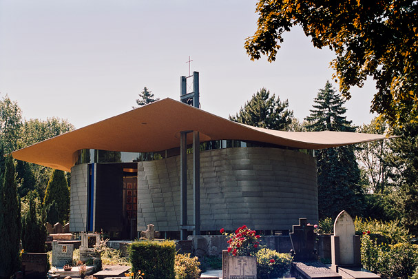 RK begraafplaats Rotterdam / Roman Catholic Cemetery Rotterdam ( H.J. van den Brink )