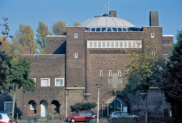 H.B.S. Afrikaanderplein / Secondary School Afrikaanderplein ( A. van der Steur (Gemeentewerken) )