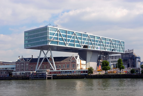 Kantoorgebouw De Brug / Office Building The Bridge ( JHK Architecten )