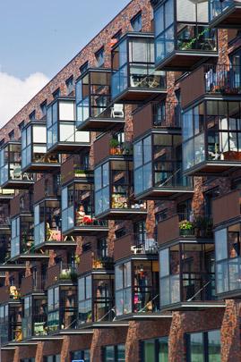 Woningbouw Stadstuinen / Housing Stadstuinen ( KCAP, Karelse Van der Meer, DKV, Molenaar & Van Winden )