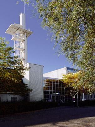 VARA-Studio's / Broadcasting Studio's VARA ( P.J. Elling )