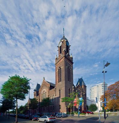 Remonstrantse Kerk Rotterdam (Arminius) / Remonstrant Church Rotterdam (Arminius) ( H.J. Evers, J.P. Stok Wzn. )