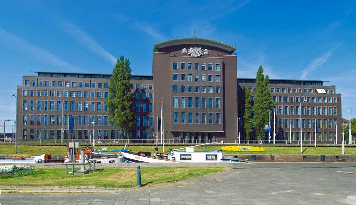 Kantoorgebouw der Rijksbelastingen/Puntegale / Kantoorgebouw der Rijksbelastingen/Puntegale ( H. Hoekstra (RGD) )