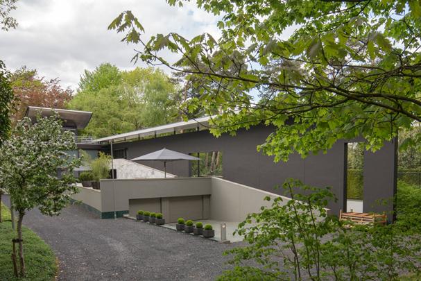 Woonhuis Haans / Private House Haans ( J.M.J. Coenen )