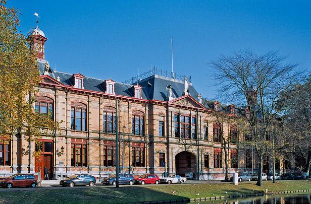 Gerechtsgebouw Rotterdam / Courthouse Rotterdam ( W.C. Metzelaar )