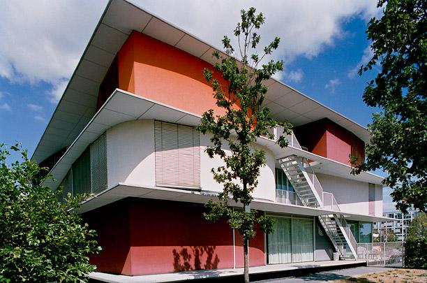 Ronald McDonaldhuis Utrecht  / Ronald McDonaldhuis Utrecht  ( Bosch Haslett )