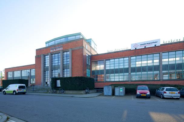 Kantoorgebouw Cincinnati Millacron / Office Building Cincinnati Millacron ( H.A. Maaskant )