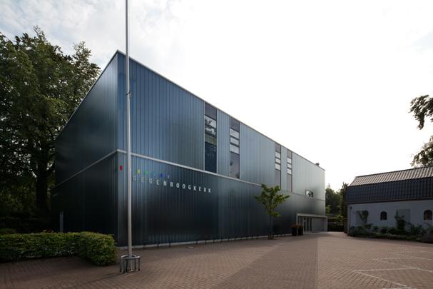 Regenboogkerk Hilversum / Regenboogkerk Hilversum ( UN Studio  )