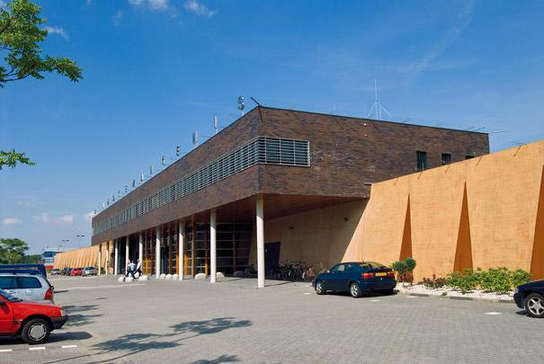 Stadsgevangenis Hoogvliet / City Prison Hoogvliet ( Dobbelaar De Kovel De Vroom (DKV) )
