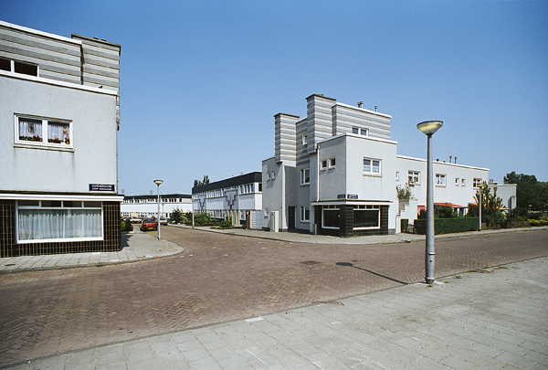 Woningbouw Betondorp / Housing Betondorp ( Diverse architecten )