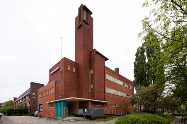 Noorderbad Groningen / Noorderbad Groningen ( J.A. Boer )
