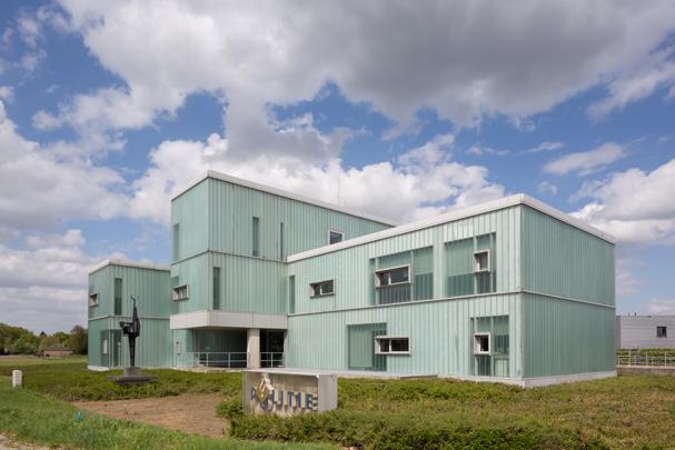 Politiebureau Boxtel / Police Station Boxtel ( W.M.J. Arets )