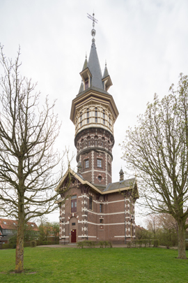 Watertoren Schoonhoven / Water Tower Schoonhoven ( F.A. de Jongh )