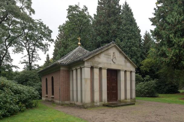 Mausoleum Kaiser Wilhelm II / Mausoleum Kaiser Wilhelm II ( M. Kiessling )