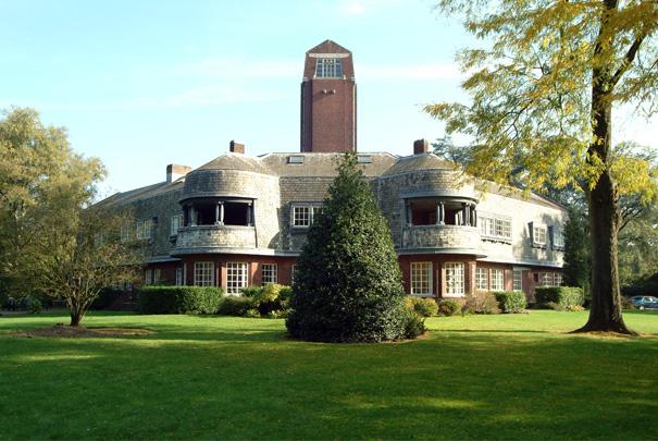 Woonhuis Carp met dienstwoning / Private House Carp ( J. Crouwel jr./H.Th. Teeuwisse )